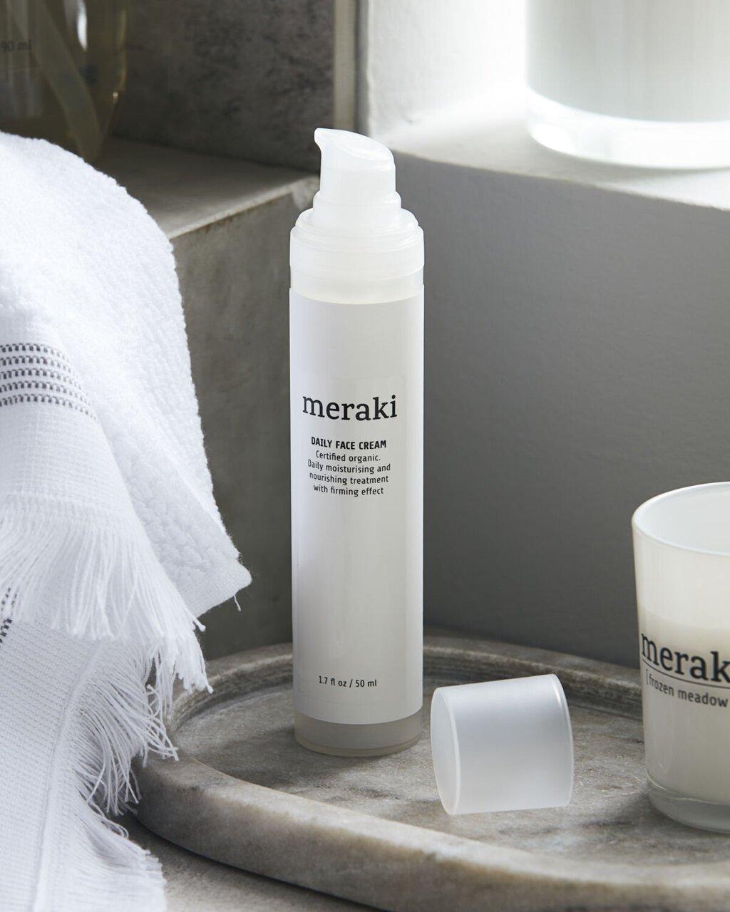 Impressionen zu Meraki Bio Tagescreme Daily Face Cream, Bild 2
