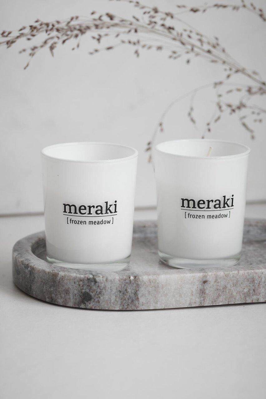 Impressionen zu Meraki Duftkerze Winter Edition, Bild 1