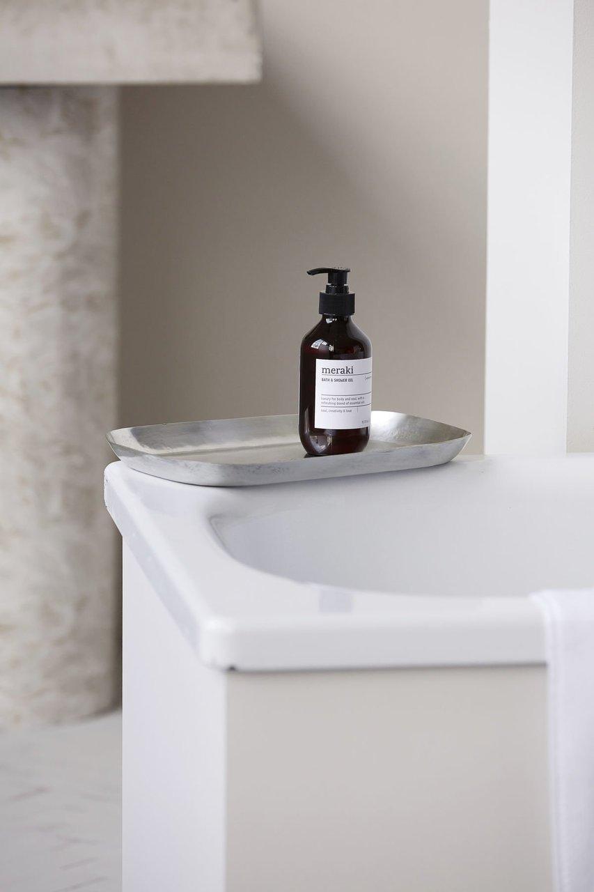 Impressionen zu Meraki Dusch und Badeöl Velvet mood, Bild 1