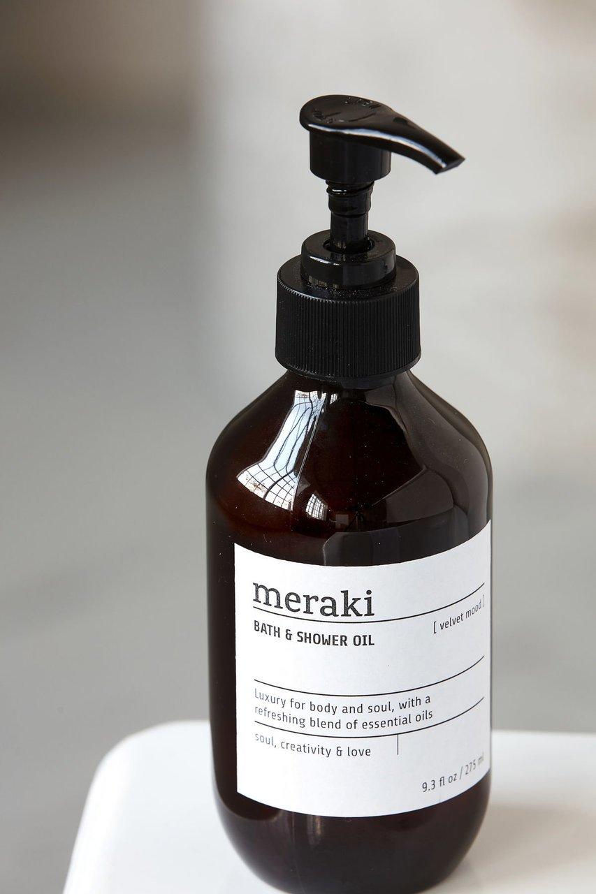Impressionen zu Meraki Dusch und Badeöl Velvet mood, Bild 2
