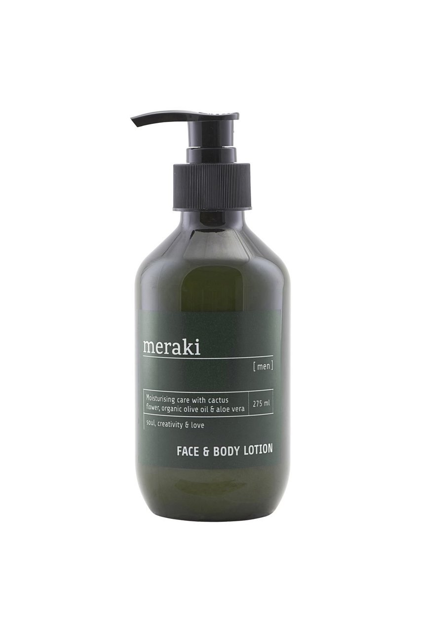 Meraki Gesichts- & Bodylotion Men