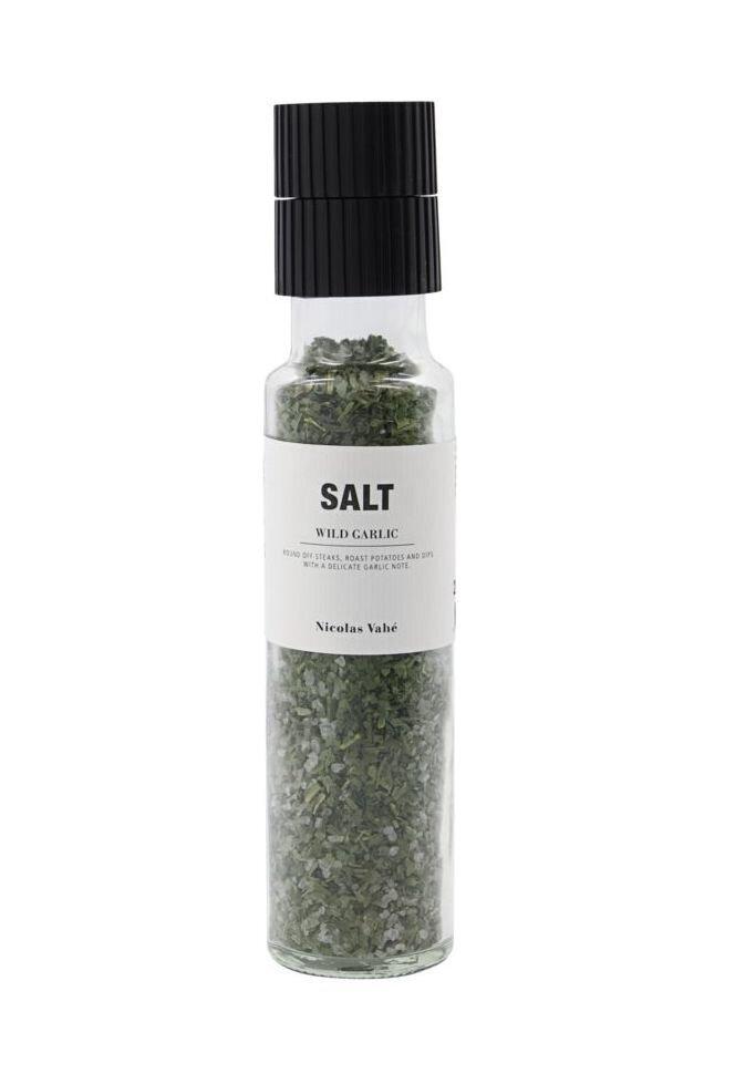 Nicolas Vahe Salz wild garlic