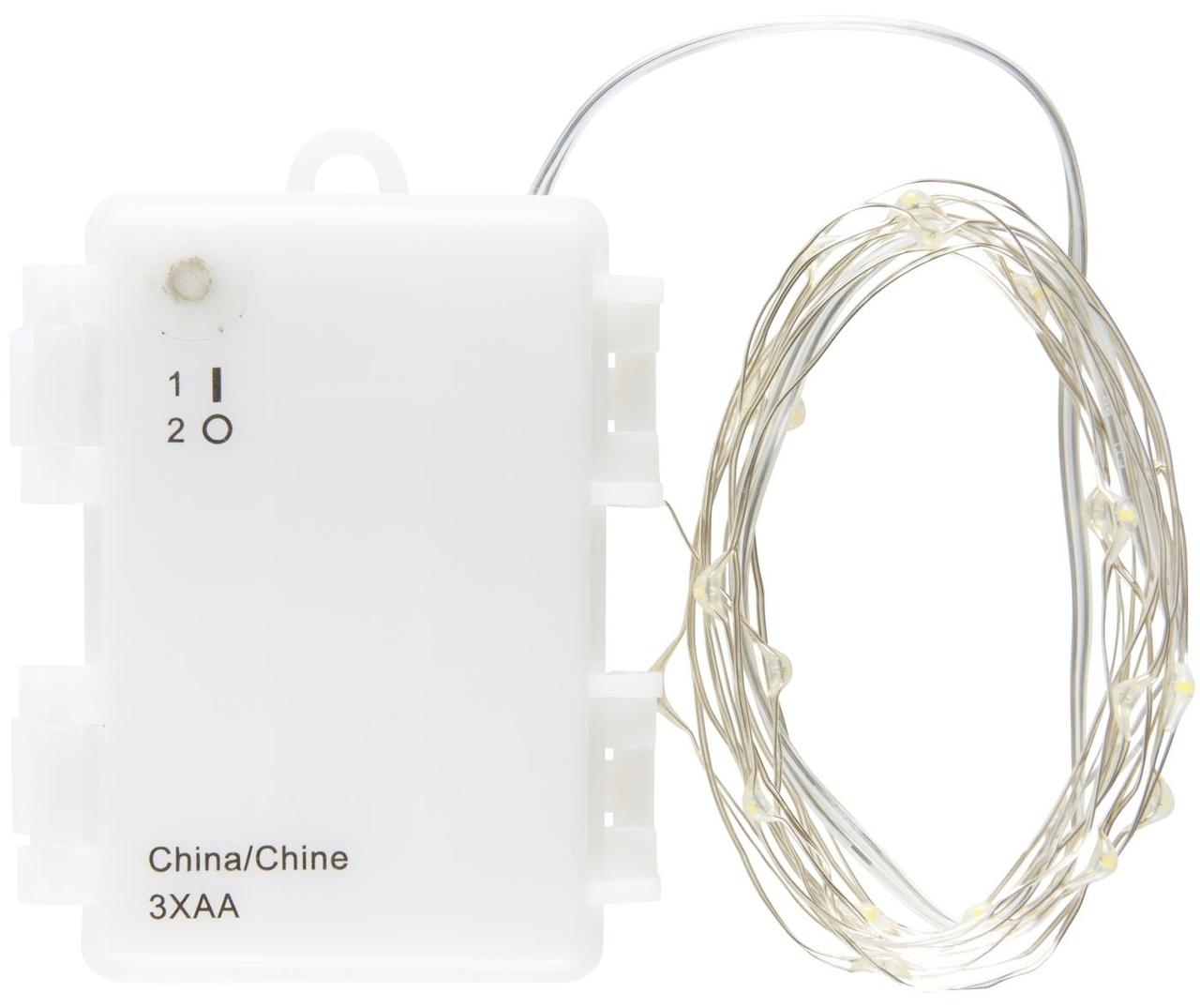 Ib Laursen Outdoor Lichterkette 20 LED-Lichter für Draussen