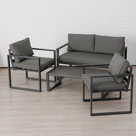 Boltze Outdoor Möbel-Set Malaga
