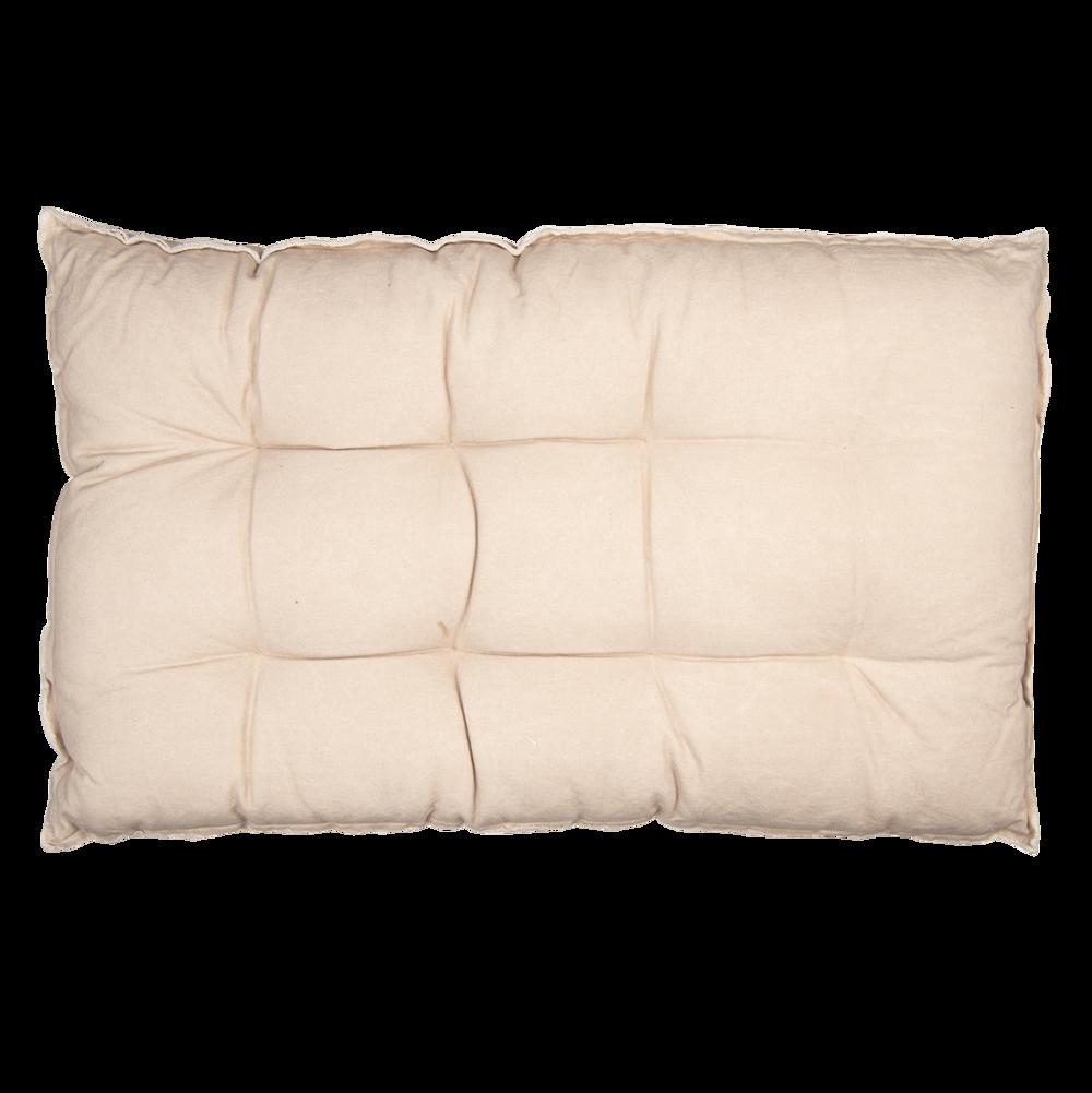 Clayre & Eef Palettenkissen mit Schaumstoff Baumwolle