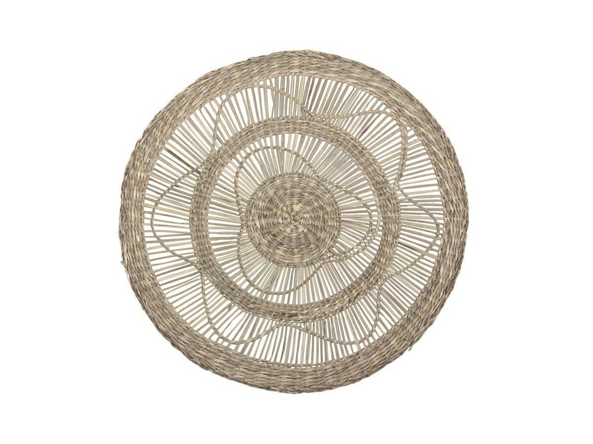 Chic Antique Platzdecke aus Seegras