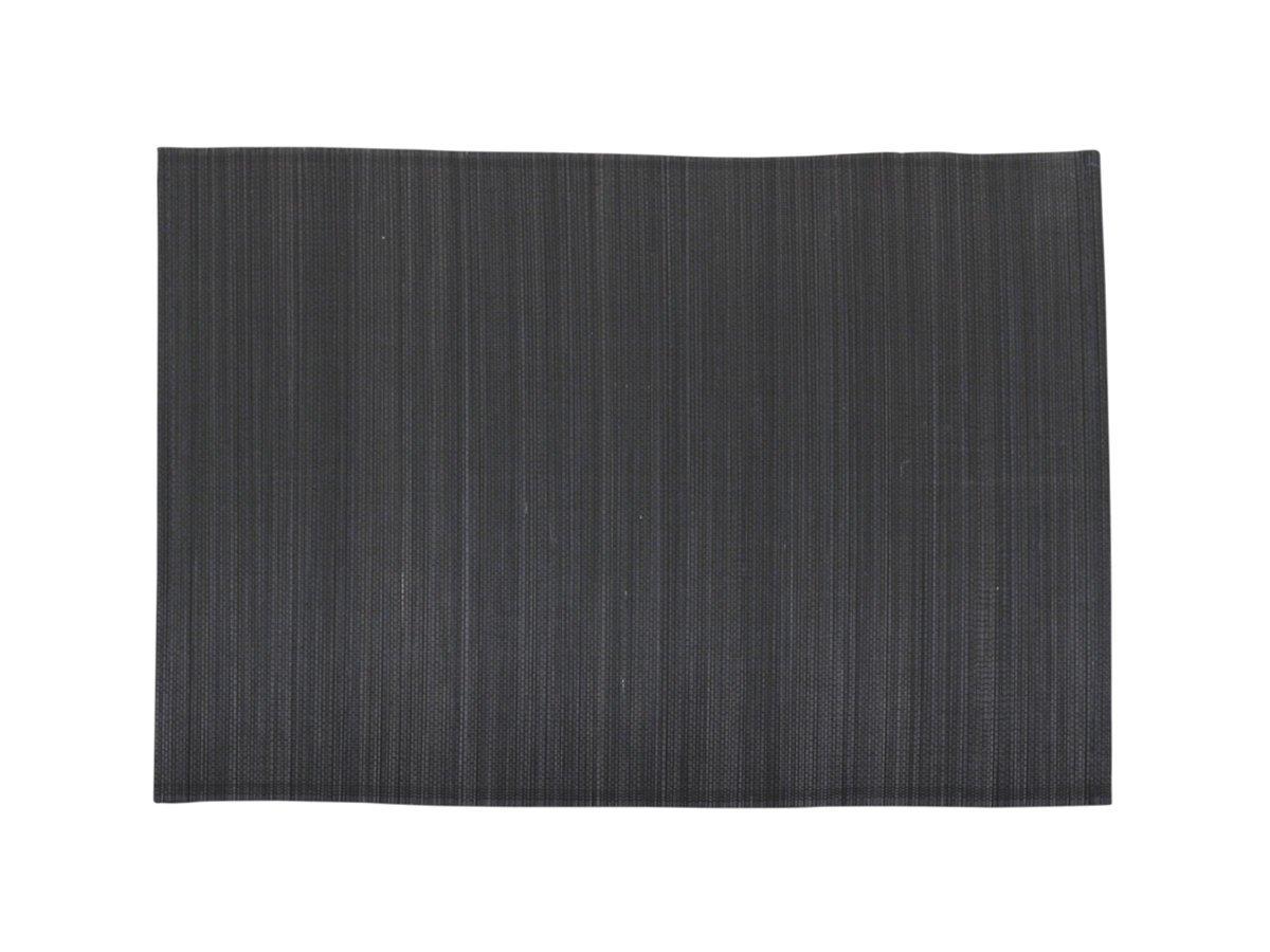 Chic Antique Platzdecke schwarz aus Bambus