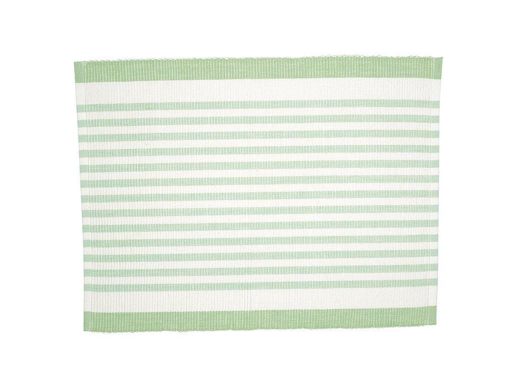 GreenGate Platzmatte Tischset Alice Stripe
