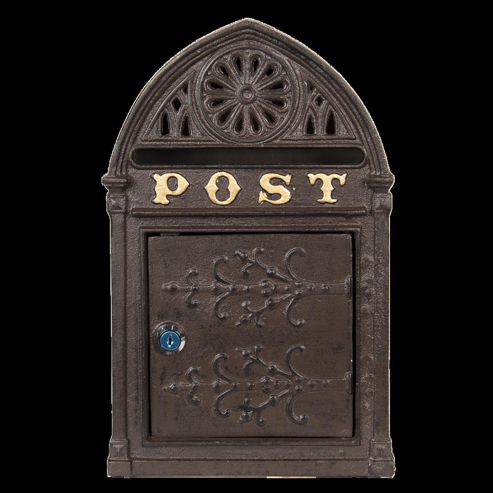 Clayre & Eef Post Briefkasten Rustikal