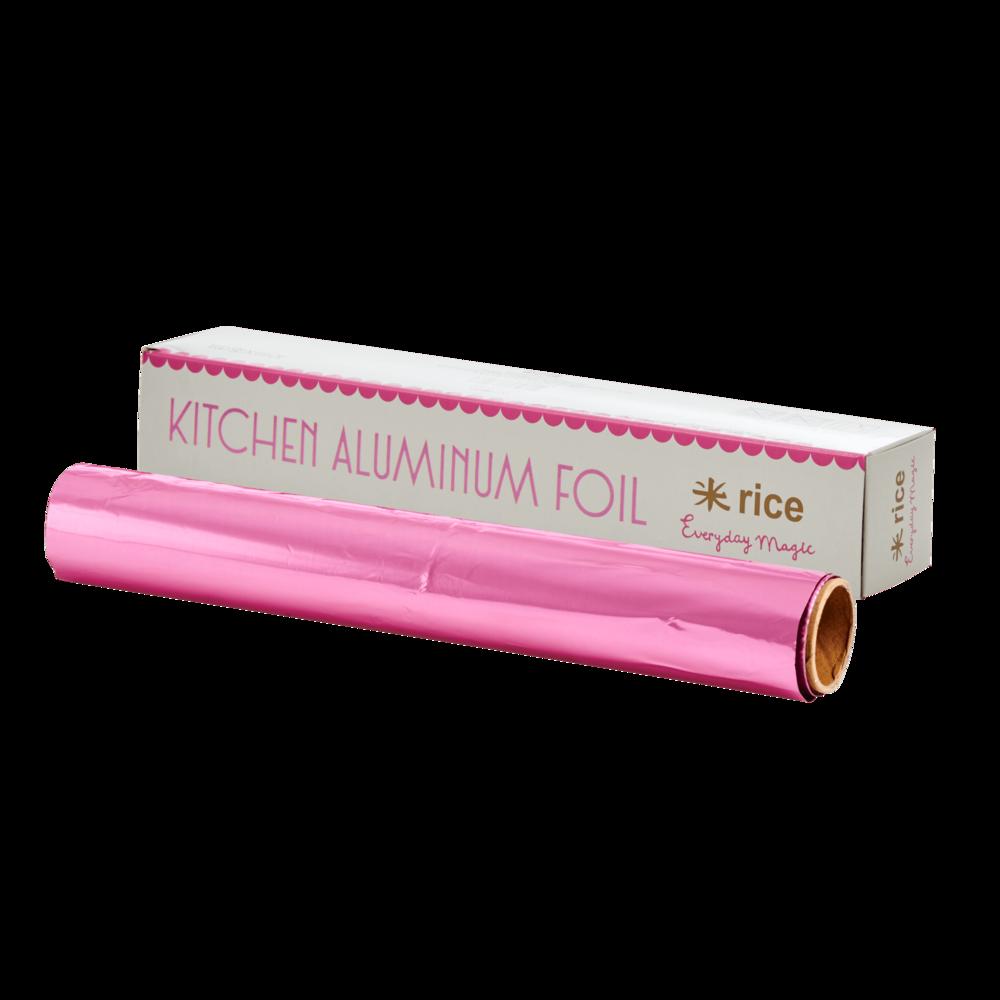 RICE Aluminiumfolie