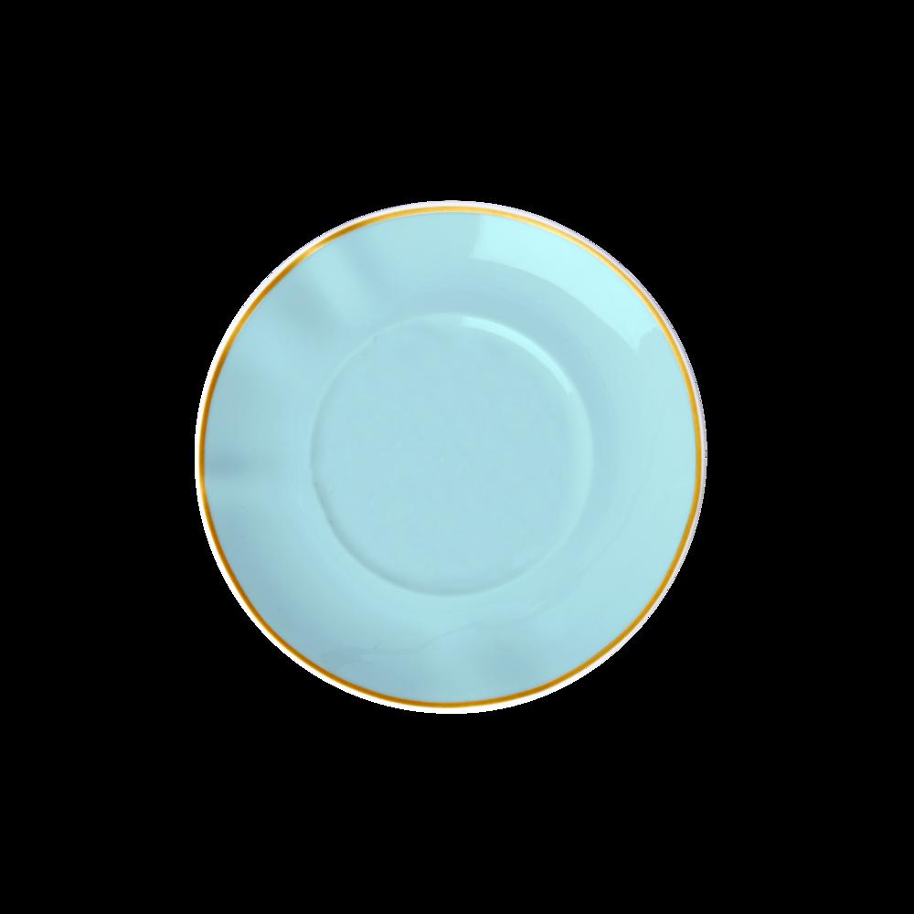 RICE Dessertteller Porzellan