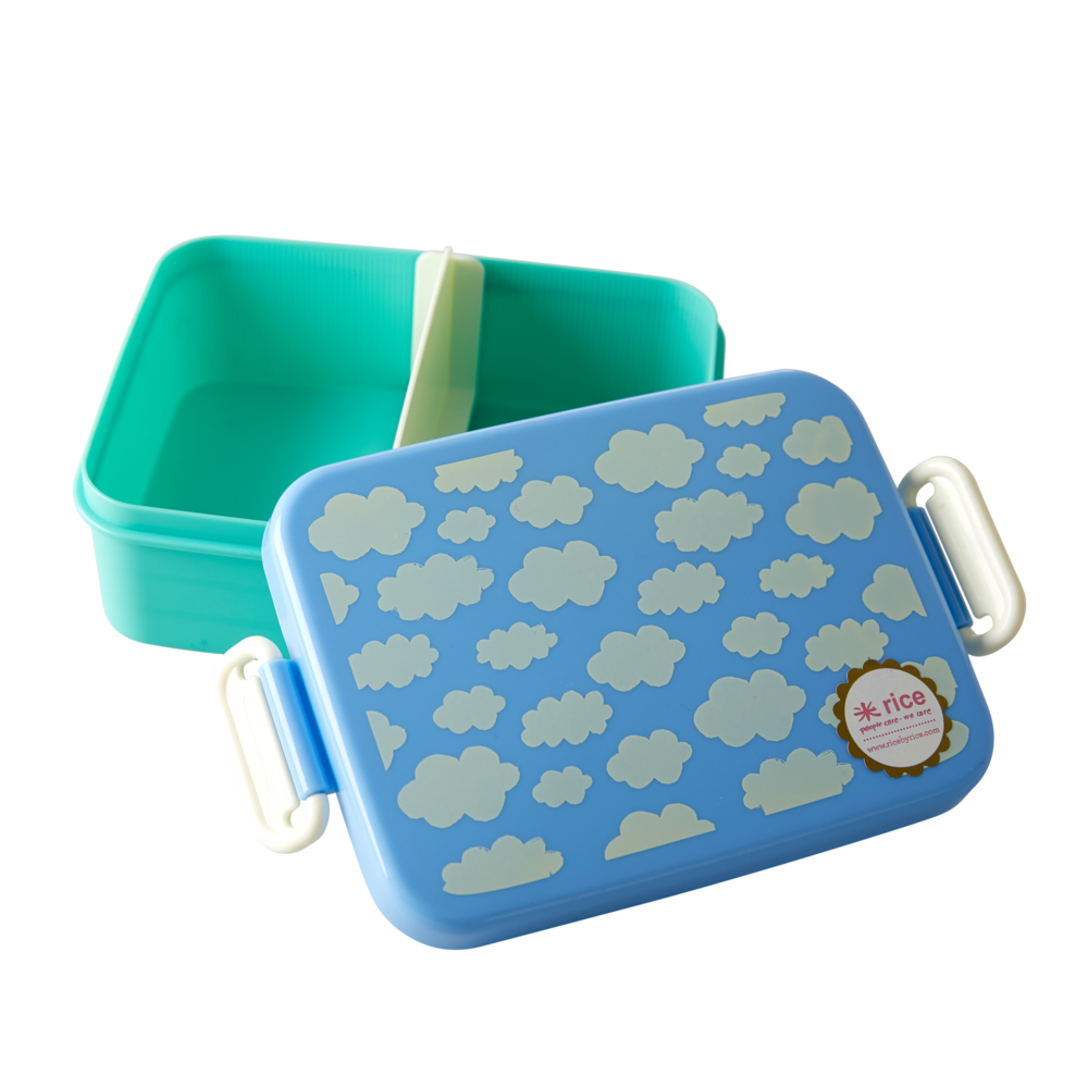 RICE Kinder Lunchbox Wolken