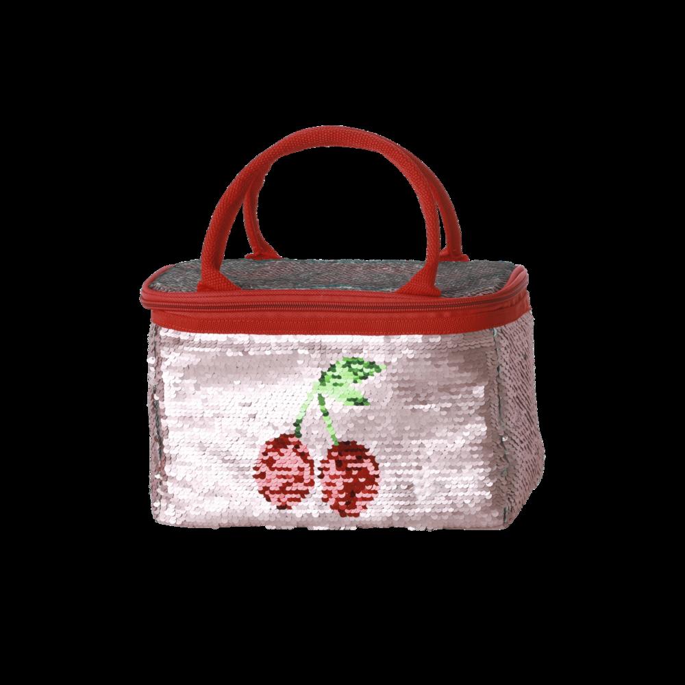 RICE Kühltasche Cherry