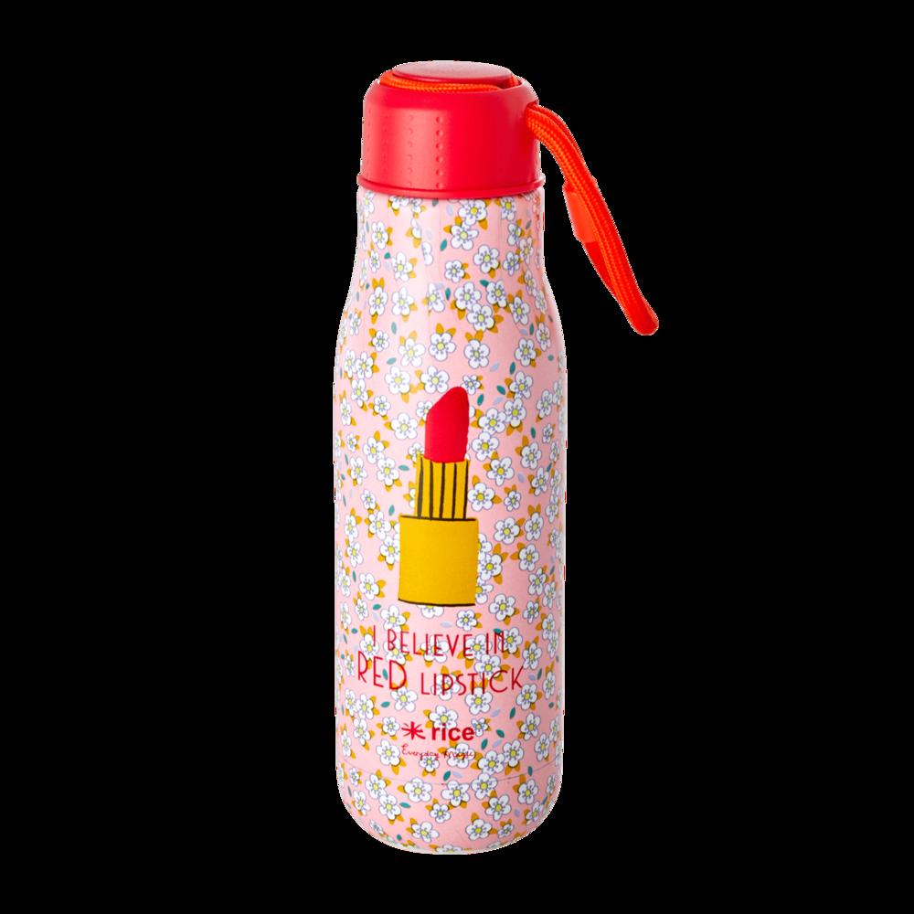RICE Stahlflasche