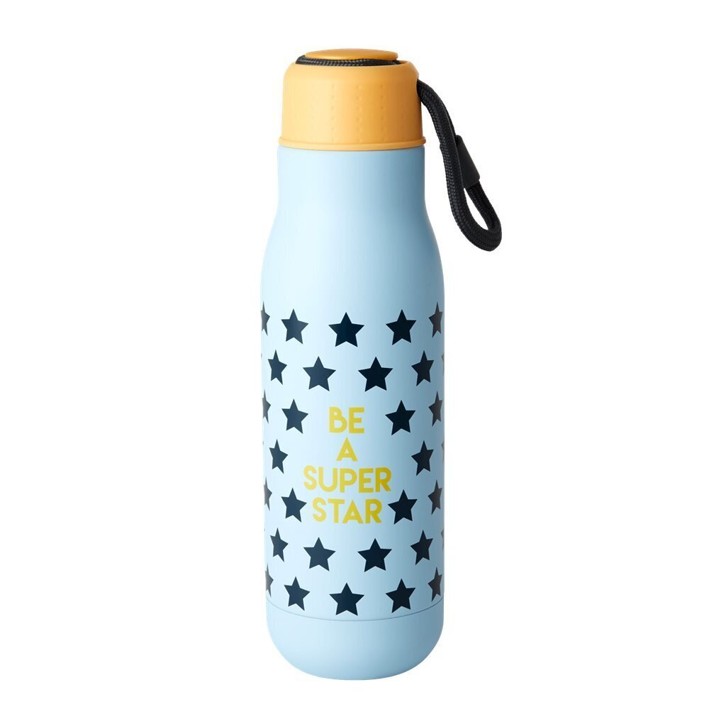 RICE Thermosflasche Be A Superstar