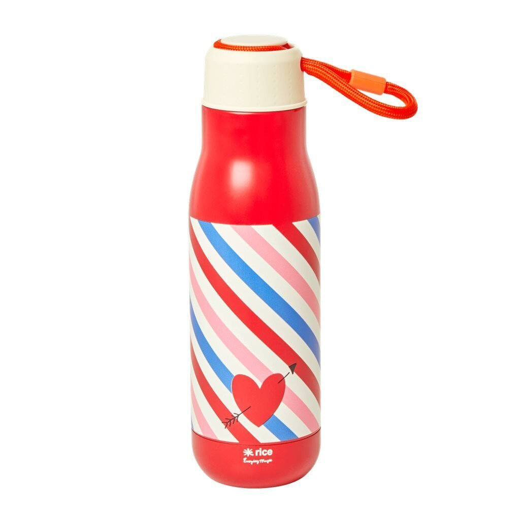RICE Thermosflasche Candy Stripes