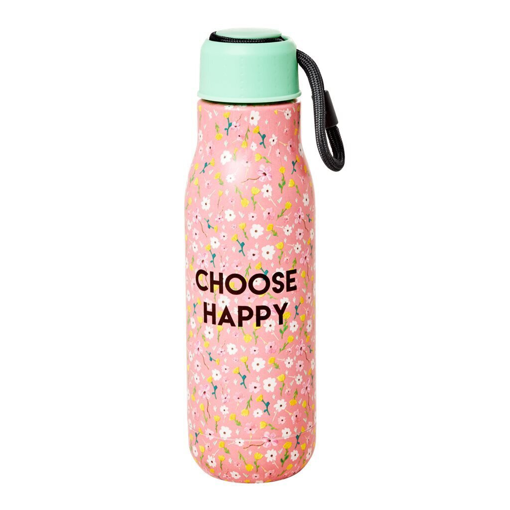 RICE Thermosflasche Choose Happy