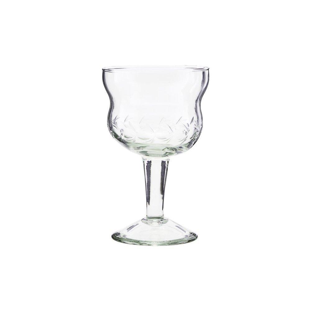House Doctor Rotweinglas Vintage