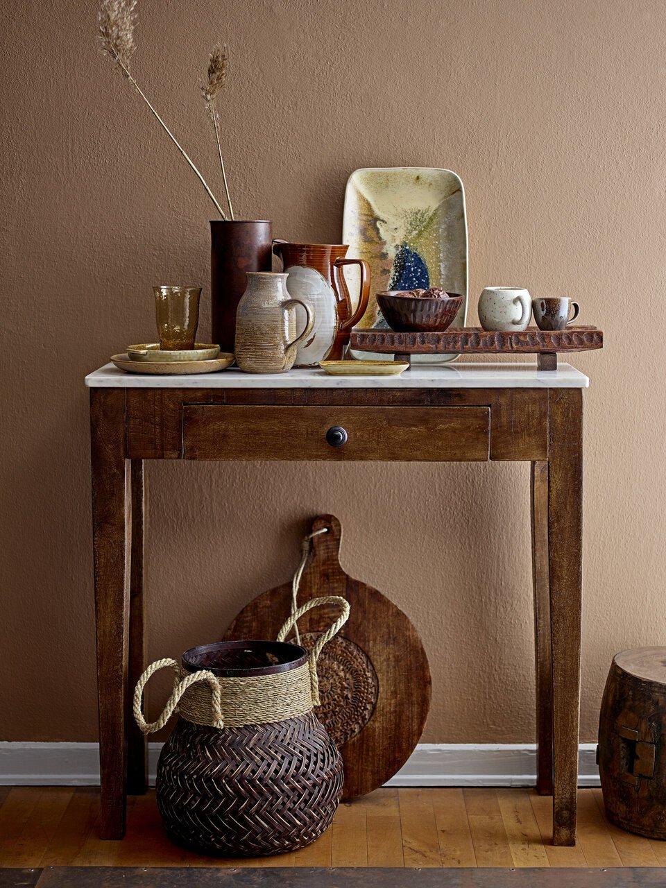 Schönes Kaffeekränzchen mit Bloomingville Saffron & Ginger
