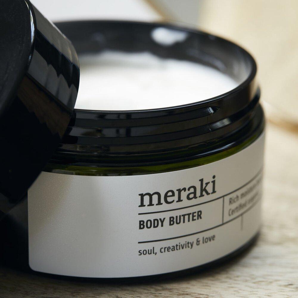 Impressionen zu Meraki Body Butter Linen Dew, Bild 1