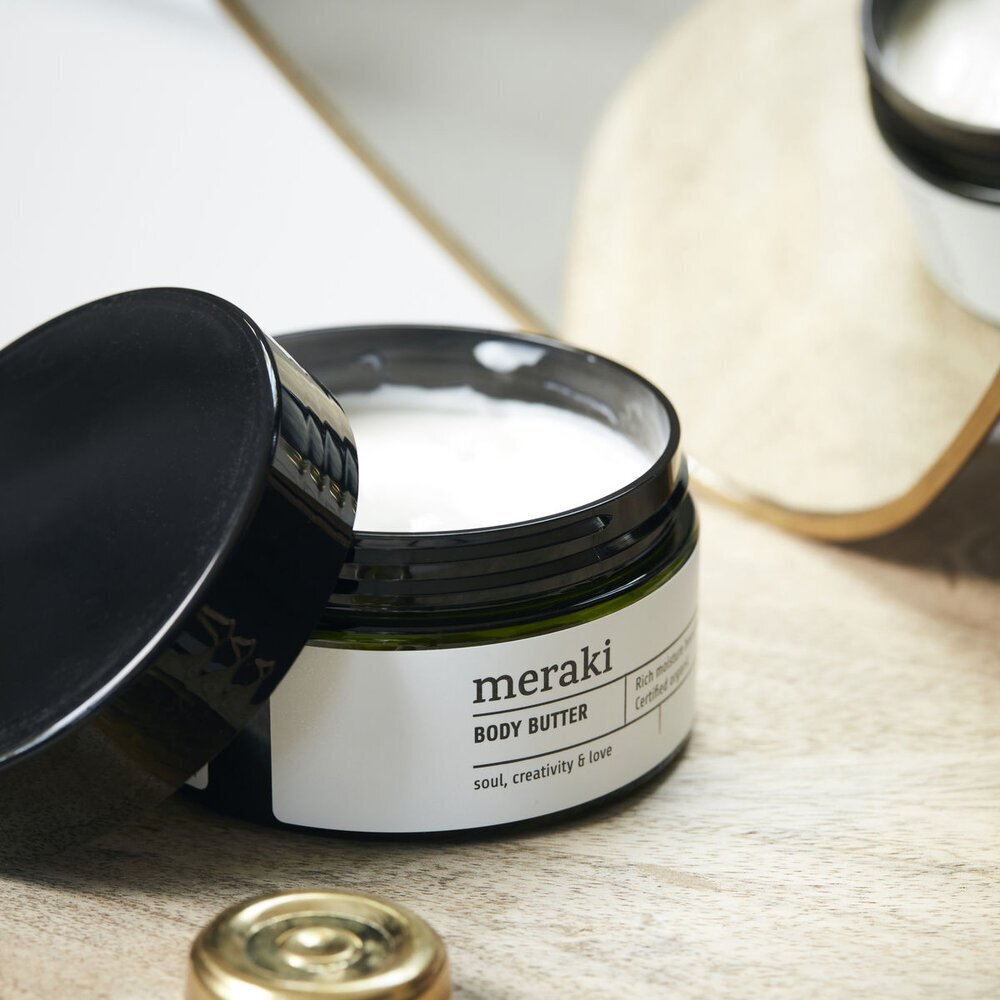 Impressionen zu Meraki Body Butter Linen Dew, Bild 2