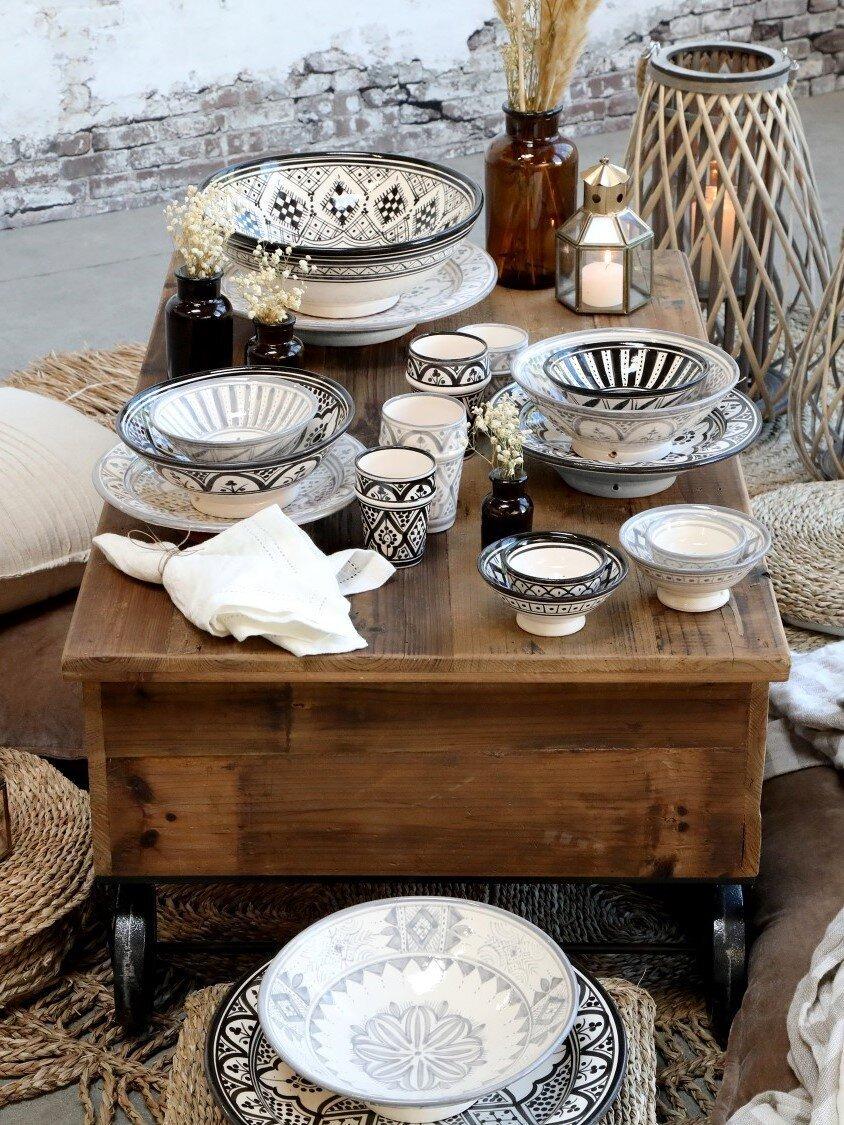 Speisen wie in Marrakech