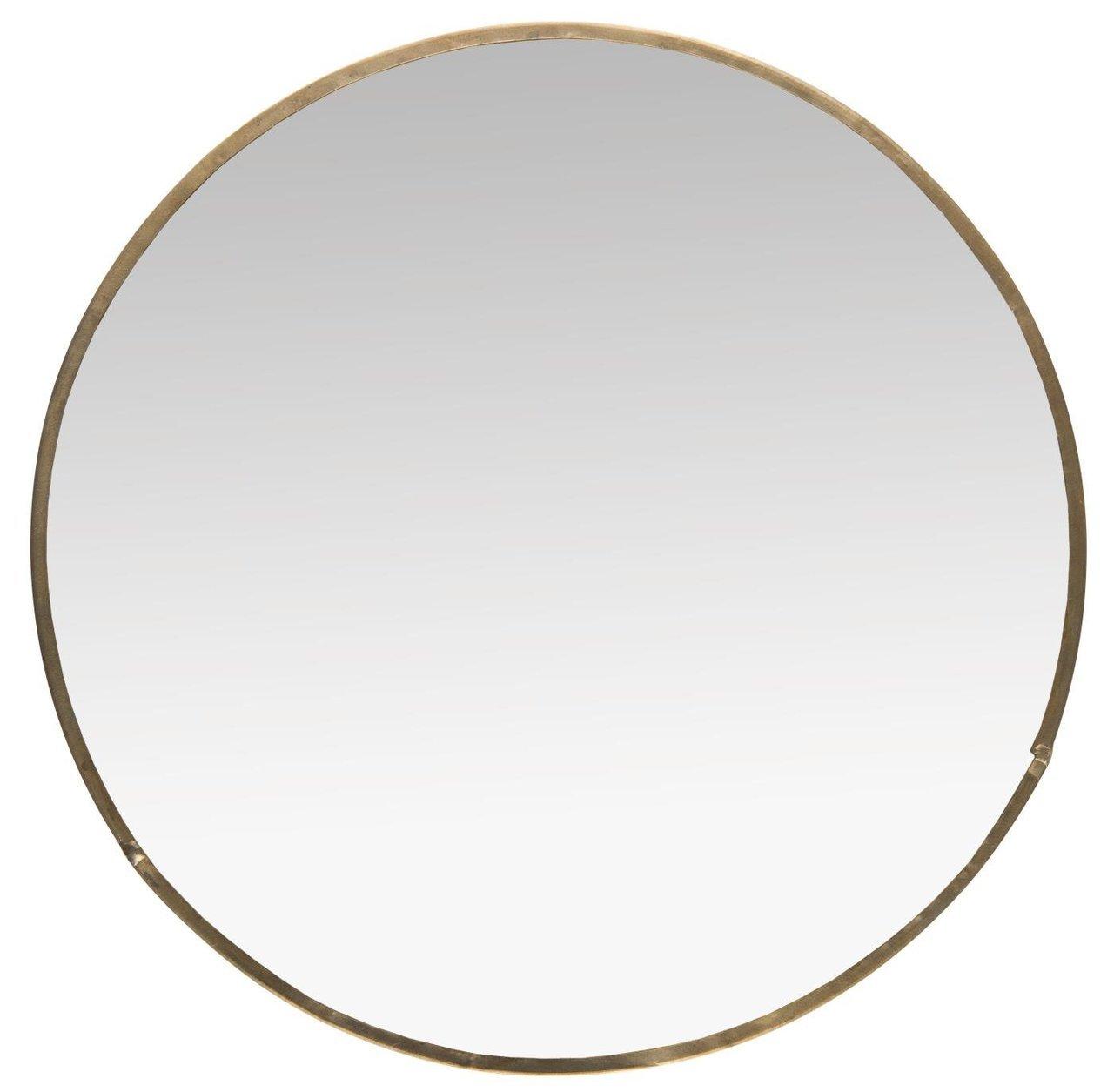 Ib Laursen Spiegel rund stehend oder hängend