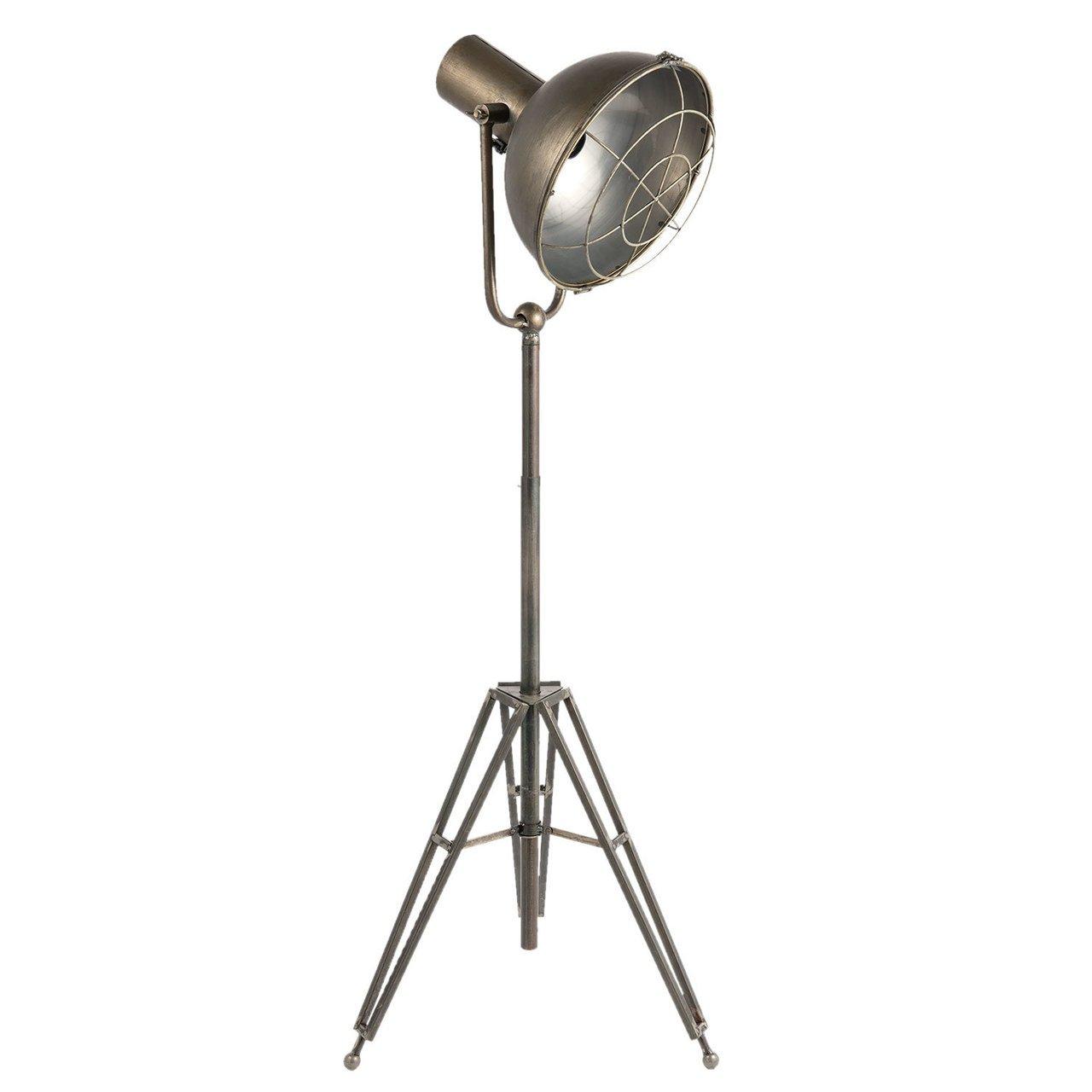 Clayre & Eef Stehlampe Industrial