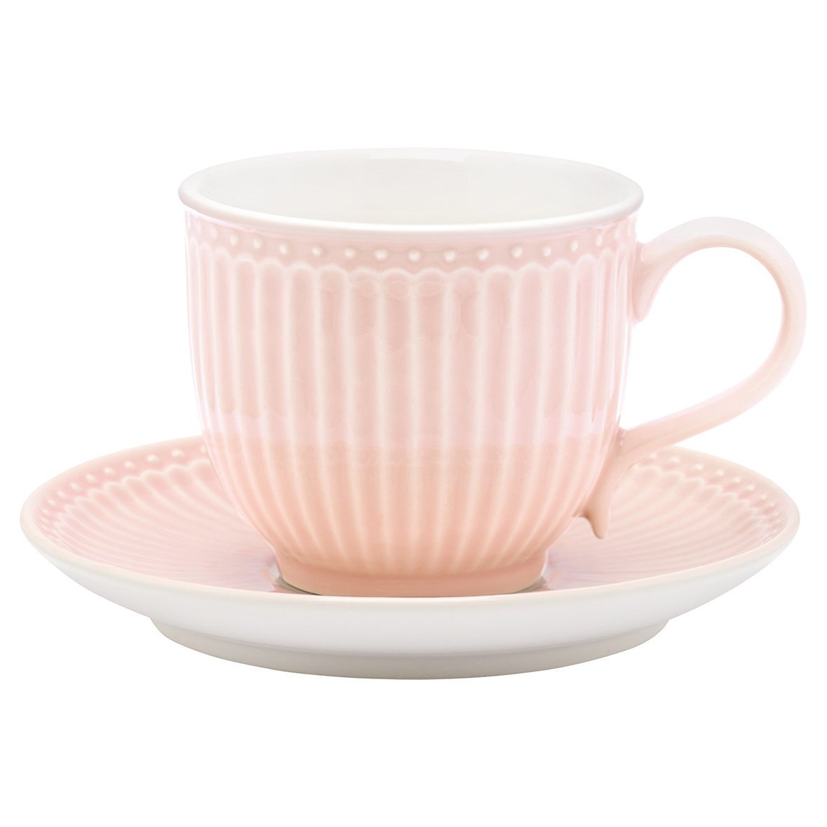 GreenGate Tasse & Untertasse Alice
