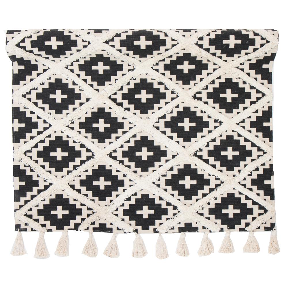 byRoom Teppich Crosses
