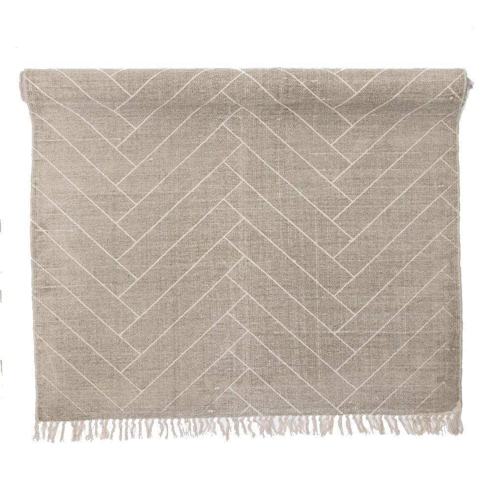 byRoom Teppich Fishbone