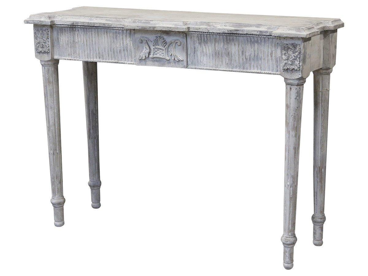Chic Antique Tisch mit Dekokante