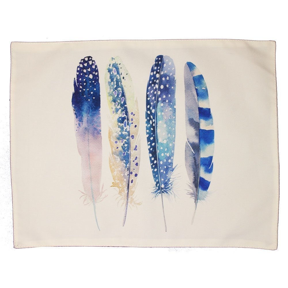 byRoom Tischset Feathers