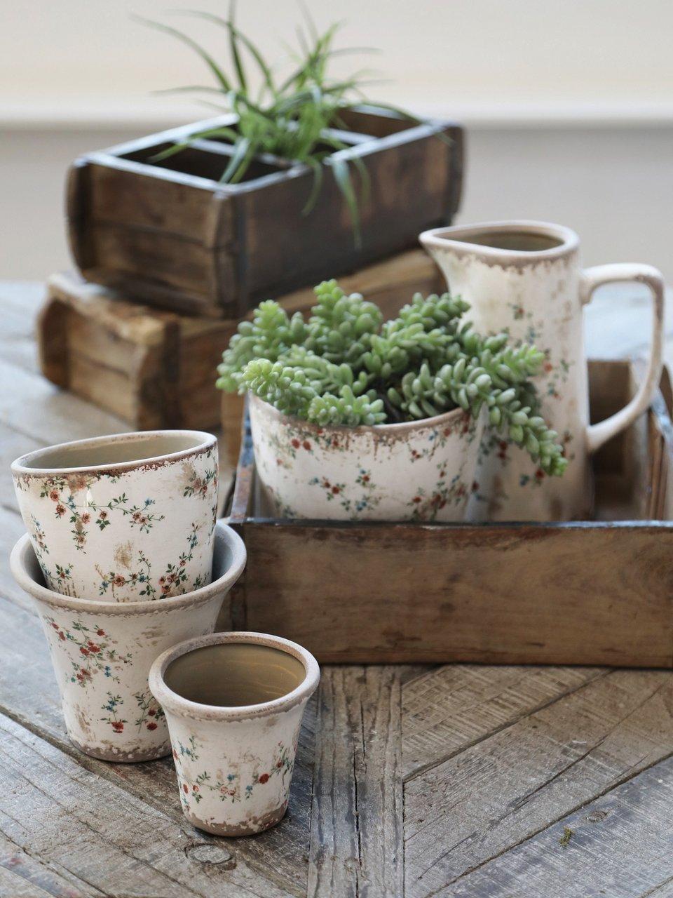 Tulle Keramik trifft Holz Unikate