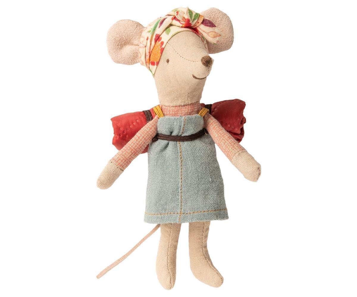 Maileg Big Sister Maus Wanderer