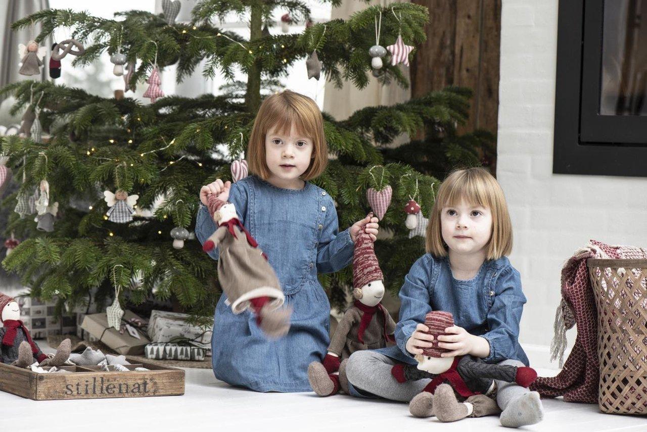 Impressionen zu Ib Laursen Weihnachtsstrumpf 3er Set My Nostalgic Christmas, Bild 1