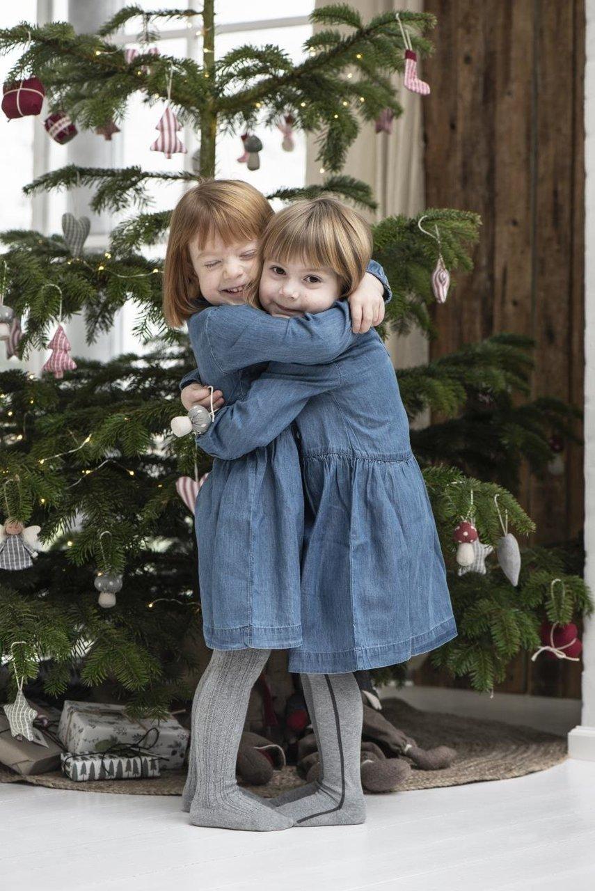 Impressionen zu Ib Laursen Weihnachtsstrumpf 3er Set My Nostalgic Christmas, Bild 3