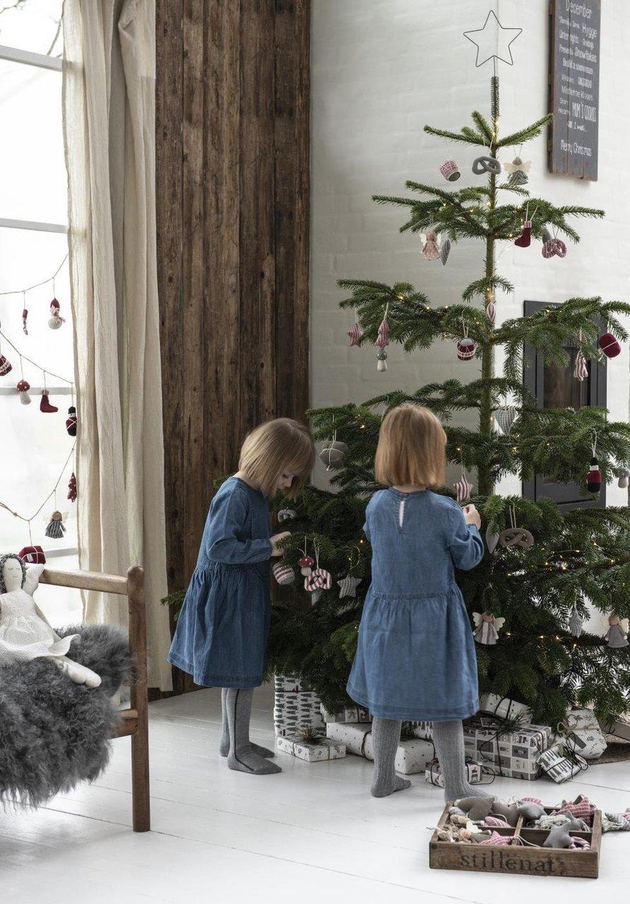 Impressionen zu Ib Laursen Weihnachtsstrumpf 3er Set My Nostalgic Christmas, Bild 4