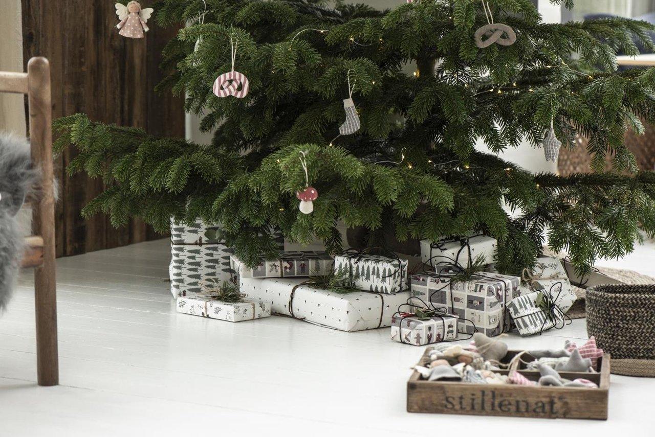 Impressionen zu Ib Laursen Weihnachtsstrumpf 3er Set My Nostalgic Christmas, Bild 5