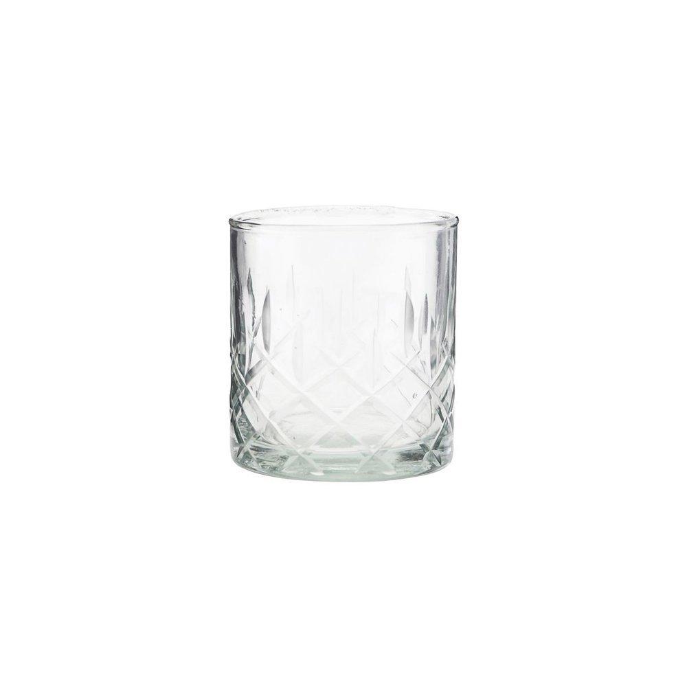 House Doctor Whiskeyglas Tumbler Vintage