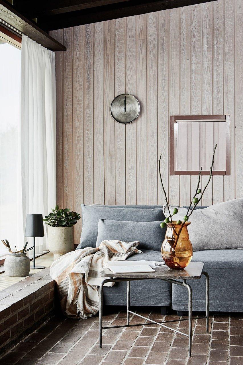 Wohnzimmergestaltung nach House Doctor Art