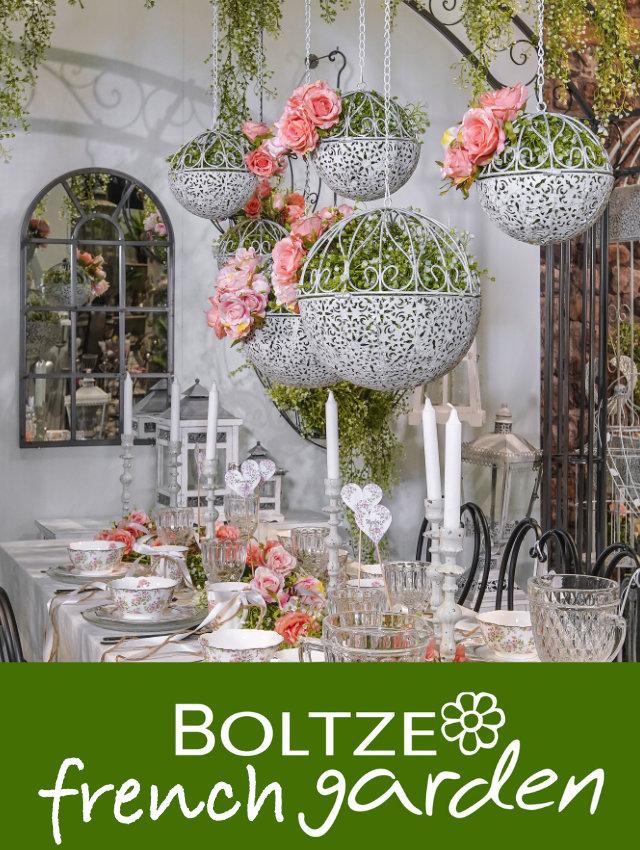 BOLTZE French Garden