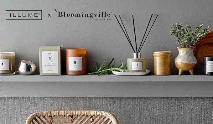 ILLUME x Bloomingville