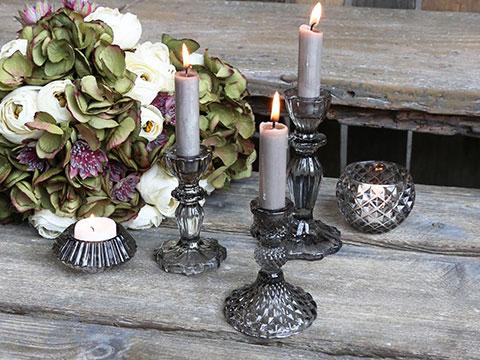 Chic Antique Kerzen & Kerzenständer