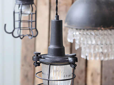 Chic Antique Lampen