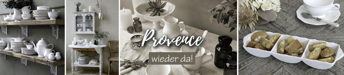 Chic Antique Provence Geschirr