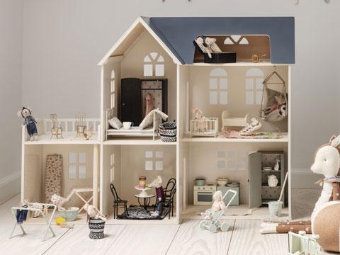 Maileg Puppenhaus und Möbel